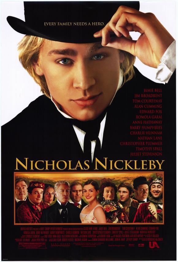 Nicholas Nickleby Single Sided Original Movie Poster 27�40