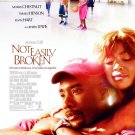 Not Easily Broken Double Sided Original Movie Poster 27×40