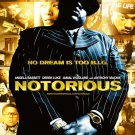 Notorious International Double Sided Original Movie Poster 27×40