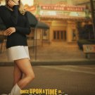 Once Upon A Time In Hollywood Version A Double Sided Original Movie Poster 27×40 inches