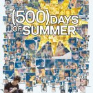 500 days of Summer  Double Sided Original Movie Poster 27x40