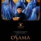Osama Double Sided Original Movie Poster 27×40