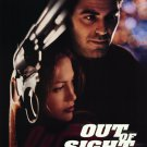 Out of Sight International Double Sided Original Movie Poster 27×40