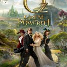 Oz: The Great and Powerful Advance B Double Sided Original Movie Poster 27×40