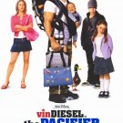 Pacifier Double Sided Original Movie Poster 27×40