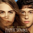 Paper Towns Regular Double Sided Original Movie Poster 27×40