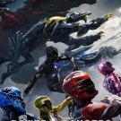 Power Rangers Regular Double Sided Original Movie Poster 27×40