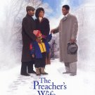 Preacher's Wife Double Sided Original Movie Poster 27×40