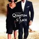 Quantum of Solace (November) Single Sided Original Movie Poster 27×40