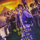 Death on the Nile Final Double Sided Original Movie Poster 27×40