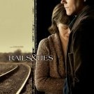 Rails & Ties Double Sided Original Movie Poster 27×40
