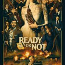 Ready or Not Double Sided Original Movie Poster 27×40 inches