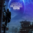 Ready Player One 2018 Advance Double Sided Original Movie Poster 27×40 inches