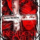 Resident Evil Regular Double Sided Original Movie Poster 27×40