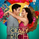 Rich Crazy Asians Double Sided Original Movie Poster 27×40 inches