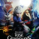 Rise of the Guardians Regular Double Sided Original Movie Poster 27×40