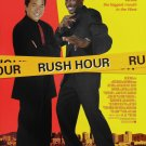 Rush Hour Single Sided Original Movie Poster 27×40 inches