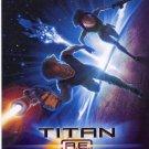Titan A.E. Original Single Sided Movie Poster 27×40 inches
