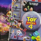 Toy Story 4 Single Sided Original Movie Poster 27×40 inches