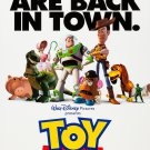 Toy Story Double Sided Original Movie Poster 27×40 inches