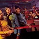Star Trek Enterprise Crew Original Movie Poster Single Sided 27×40 inches