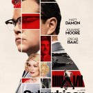 Suburbicon Double Sided Original Movie Poster 27×40 inches