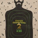 Super Troopers Advance A Original Movie Poster Double Sided 27×40