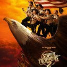 Super Troopers 2 Regular B Double Sided Original Movie Poster 27×40 inches