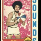 1974-75 Topps #261 Mike Jackson Memphis Sounds basketball card