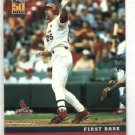 2001 Post Cereal Mark McGwire #6 of 18 50 years series