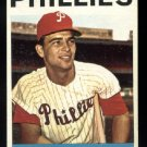 1964 Topps #135 Johnny Callison Philadelphia Phillies Ex++ o/c