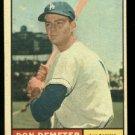 1961 Topps #23 Don Demeter  Los Angeles Dodgers baseball card
