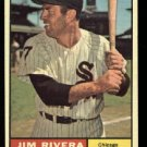 1961 #367 Jim Rivera  Chicago White Sox baseball card