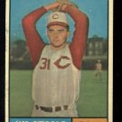 1961 Topps #328 Jim O'Toole Cincinnati Reds baseball card