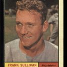 1961 Topps #212 Haywood Sullivan Kansas City Athletics baseball card