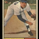 1961 Topps #213 Bill Stafford New York Yankees baseball card