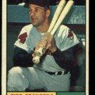 1961 Topps #503 Tito Francona Cleveland Indians baseball card