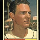 1961 Topps #263 Ken Hamlin Los Angeles Angels baseball card OC but real nice