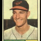1961 Topps #85 Jerry Walker Baltimore Orioles baseball card