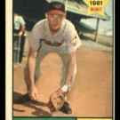 1961 Topps #71 Jerry Adair RC baltimore Orioles rookie baseball card