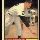 1961 Topps #171 Paul Foytack Detroit Tigers baseball card