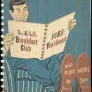 Don McNeill's     The Breakfast Club 1950 Yearbook  radio show