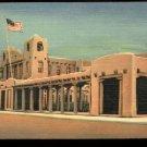 Santa Fe, New Mexico U. S. Post Ofice and Government Bldg. 1941 linen