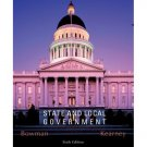 State And Local Government hardcover college textbook Bowman , Kearney  ISBN 0618429476