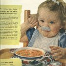 Campbell's vegetable Soup     1950 Ad