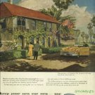 1950 González-Alvarez House magazine ad  oldest house from Gulfpride motor oil