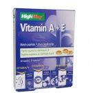 HIGHWAY VITAMIN A+E 20 caps, Dietary Supplement, Retinol + Tocopherol
