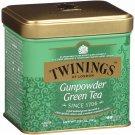 TWININGS Gunpowder Loose Green Tea Tin 100g 3.5oz