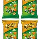 4 x CHEETOS Snacks PIZZERINI Pizza Flavor Chips 155g 5.5oz