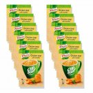 12 x KNORR Cup a Soup Instant Chicken Soup With Noodles
